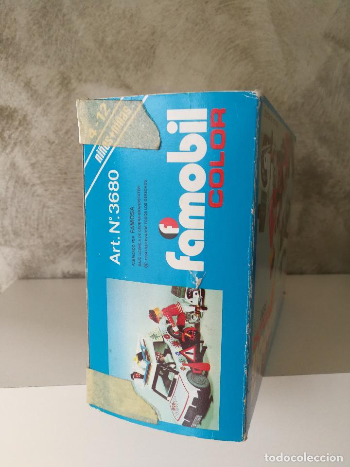 Playmobil: COCHE FAMOBIL COLOR 3680 EN CAJA - Foto 17 - 112424735