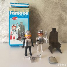 Playmobil: REY FAMOBIL 3331 EN CAJA. Lote 112624447