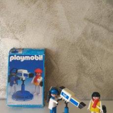 Playmobil: CÁMARA TELEVISIÓN PLAYMOBIL 3571 EN CAJA. Lote 112659703