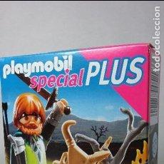 Playmobil: PLAYMOBIL 5293 SPECIAL PLUS GUERRERO BARBARO MEDIEVAL (ZCETA). Lote 112669395