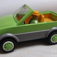 Playmobil: PLAYMOBIL COCHE VERDE. Lote 112867122