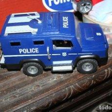 Playmobil: PLAYMOBIL COCHE DE POLICÍA CON LANCHA REMOLQUE REFERENCIA 5187. Lote 112919939