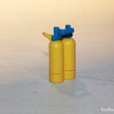 Playmobil: FAMOBIL BOMBONAS DE OXÍGENO. INFORMACIÓN Y FOTOS.. Lote 113014903