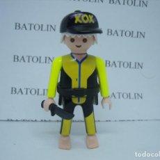 Playmobil: PLAYMOBIL FIGURAS SUBMARINISTA CIUDAD............. Lote 113015111
