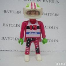 Playmobil: PLAYMOBIL FIGURAS PILOTOS CIUDAD . Lote 113015515