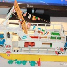 Playmobil: FAMOBIL BARCO DE RECREO 3540. INFORMACIÓN Y FOTOS.. Lote 113016231