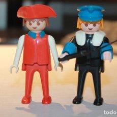 Playmobil: FAMOBIL 2 MUÑECOS. 1974 GEOBRA. INFORMACIÓN Y FOTOS.. Lote 113018335