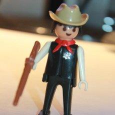 Playmobil: FAMOBIL 1974, GEOBRA. SHERIFF. INFORMACIÓN Y FOTOS.. Lote 113021095
