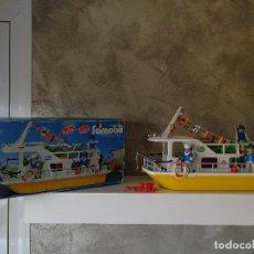 Playmobil: BARCO DE RECREO FAMOBIL 3540 EN CAJA. Lote 113281335