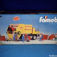 Playmobil: FAMOBIL 3470 SERVICIO LIMPIEZA EN CAJA Y COMPLETO!!. Lote 113299238