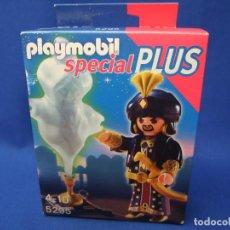 Playmobil: PLAYMOBIL MAGO CON GENIO ESPECIAL PLUS REF 5295. Lote 113307695