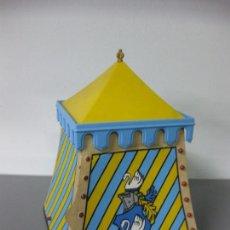 Playmobil: PLAYMOBIL TIENDA CAMPAÑA MEDIEVAL TORNEO 3654. Lote 113423915