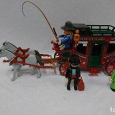 Playmobil: DILIGENCIA PLAYMOBIL OESTE, RENO-DENVER. Lote 113513583