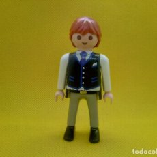 Playmobil: PLAYMOBIL NOVIO, PADRINO, INVITADO DE BODA. Lote 113866711