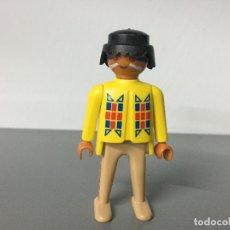 Playmobil: PLAYMOBIL INDIO OESTE INDIOS. Lote 113869447
