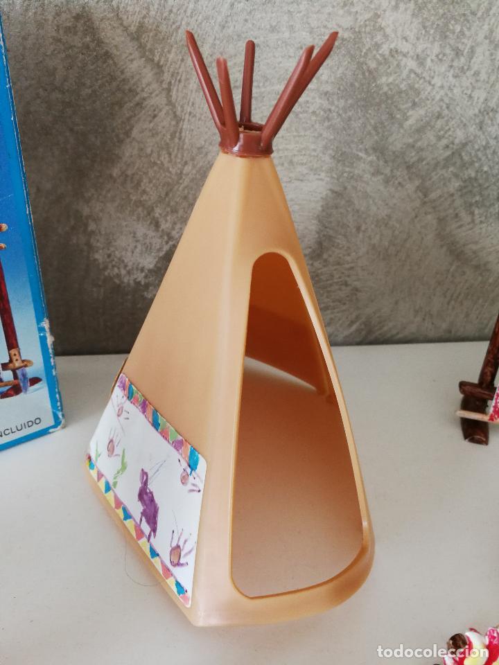 Playmobil: INDIOS FAMOBIL COLOR 3621 EN CAJA - Foto 7 - 127550867