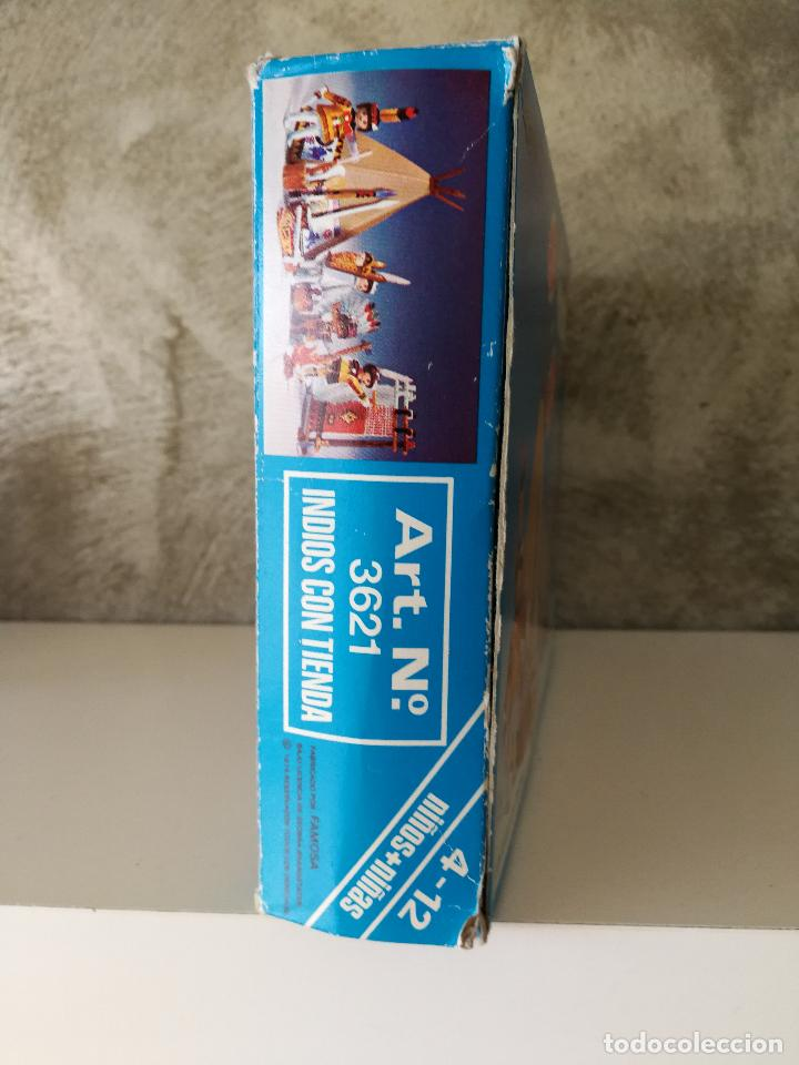 Playmobil: INDIOS FAMOBIL COLOR 3621 EN CAJA - Foto 9 - 127550867