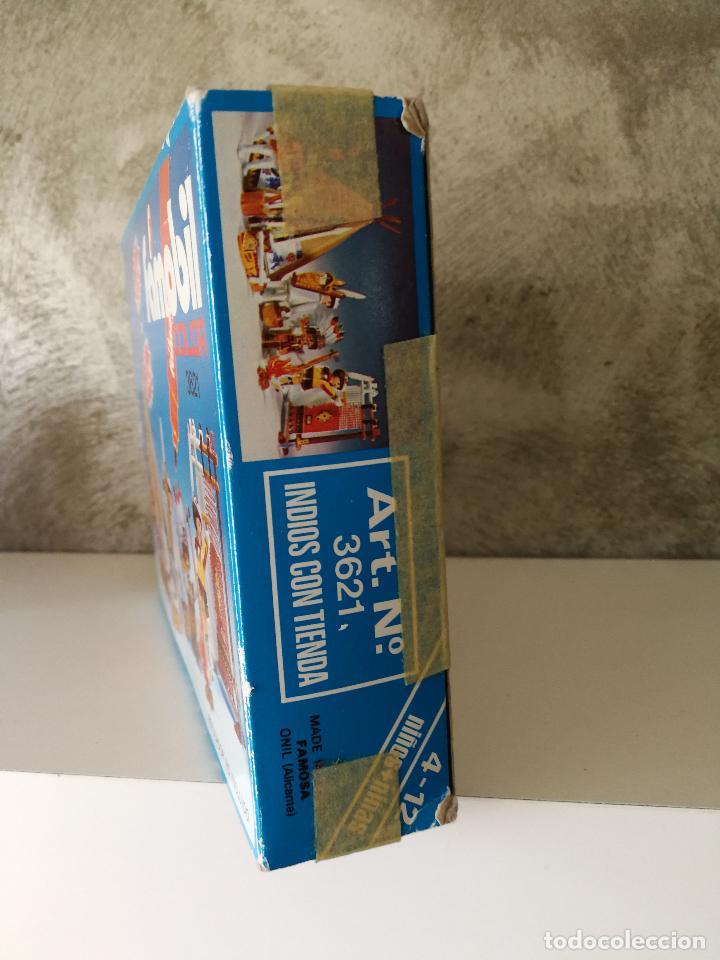 Playmobil: INDIOS FAMOBIL COLOR 3621 EN CAJA - Foto 11 - 127550867