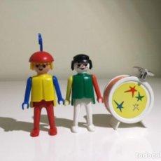 Playmobil: PAYASOS FAMOBIL PLAYMOBIL REF. 3578 (INCOMPLETO). Lote 114834107