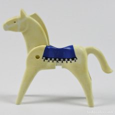 Playmobil: PLAYMOBIL CABALLO CON MANTA OESTE WESTERN CAZARRECOMPENSAS 3798. Lote 115588955