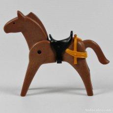 Playmobil: PLAYMOBIL CABALLO MEDIEVAL GALA SILLA DE MONTAR MONTURA CUSTOM. Lote 115589862