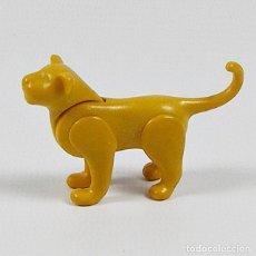 Playmobil: PLAYMOBIL ANIMALES SALVAJES LEON PEQUEÑO CACHORRO SAFARI AFRICA SABANA ZOO CIRCO. Lote 136828418