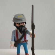 Playmobil: PLAYMOBIL SOLDADO SUDISTA CONFEDERADO GUERRA CIVIL USA. Lote 173393472