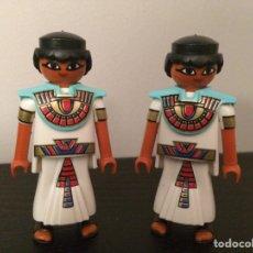 Playmobil: PLAYMOBIL LOTE 2 FIGURAS EGIPCIOS. Lote 116297574