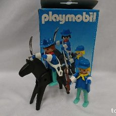 Playmobil: PLAYMOBIL 3582,SOLDADOS DE LA UNION. Lote 116349655