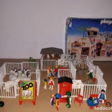 Playmobil: PLAYMOBIL SYSTEM ZOO,REF. 3145 COMPLETO .VER FOTOS. Lote 116389395