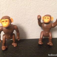 Playmobil: PLAYMOBIL LOTE 2 MONOS. Lote 116664908