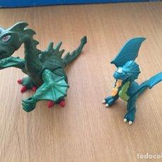 Playmobil: PLAYMOBIL LOTE 2 DRAGONES VERDES. Lote 116766147