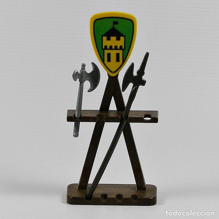 playmobil medieval bastidor para armas soporte - Comprar Playmobil ...