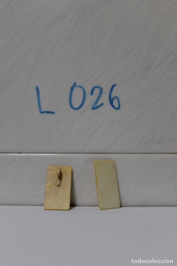 L026 PLAYMOBIL OESTE: CARTELES DRUG STORE 3462 (Juguetes - Playmobil)
