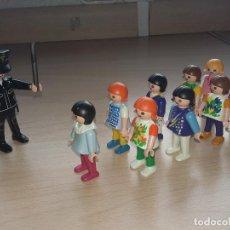 Playmobil: 07-00281 - POLICIA Y GRUPO NIÑOS. Lote 116978343