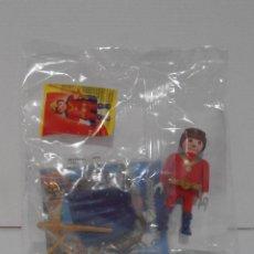Playmobil: PLAYMOBIL PRINCIPE BEUKELAER PROMOCIONAL, EDICION FRANCESA, EN BOLSA SIN ABRIR. Lote 117147343