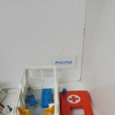 Playmobil: PLAYMOBIL AMBULANCIA. Lote 117180059