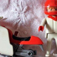 Playmobil: PLAYMOBIL MOTORISTA-REF 3303-AÑOS 90. Lote 117250635