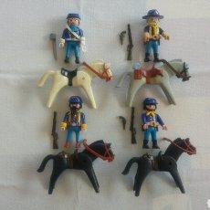 Playmobil: PLAYMOBIL NORDISTAS -GRUPO DE CABALLERÍA-. Lote 117251416