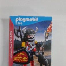 Playmobil - Playmobil - Guerrero Lobo (5385) - 117286395