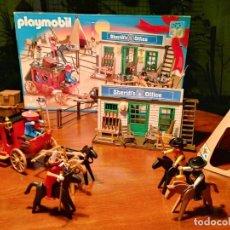 Playmobil: PLAYMOBIL REF 4431 OESTE SET 30 ANIVERSARIO MUY BUEN ESTADO CAJA ORIGINAL DESCATALOGADO LEER DESCRIP. Lote 117327139