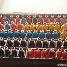 Playmobil: LOTE PLAYMOBIL 61 UNIDADES, SIN CABEZA. Lote 117403871
