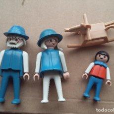 Playmobil: GEOBRA 1974-ABUELOS CON GAFAS. Lote 117403923