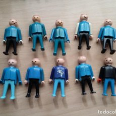 Playmobil: 07-00478 PACK AZULES PACK 10 (1). Lote 117404423