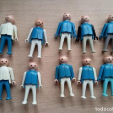 Playmobil: 07-00488 PACK AZULES PACK 10 (2). Lote 117404447