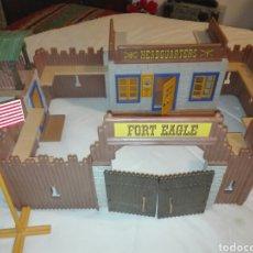 Playmobil: ANTIGUO FUERTE DE PLAYMOBIL FORT EAGLE. DESCATALOGADO. 1998.. Lote 117404534