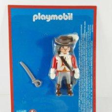 Playmobil: FIGURA MOSQUETERO MOSQUETEROS Y ESPADACHINES ALTAYA PLAYMOBIL. Lote 136540350