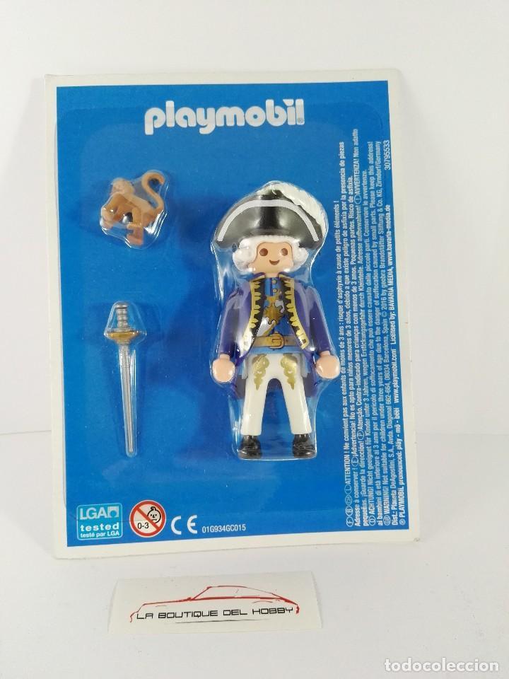 FIGURA MARINERO VIAJE A LAS ANTIPODAS ALTAYA PLAYMOBIL (Juguetes - Playmobil)