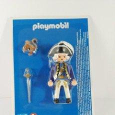 Playmobil: FIGURA MARINERO VIAJE A LAS ANTIPODAS ALTAYA PLAYMOBIL. Lote 136540349