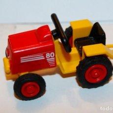 Playmobil: PLAYMOBIL MEDIEVAL TRACTOR DE NIÑO. Lote 176702542